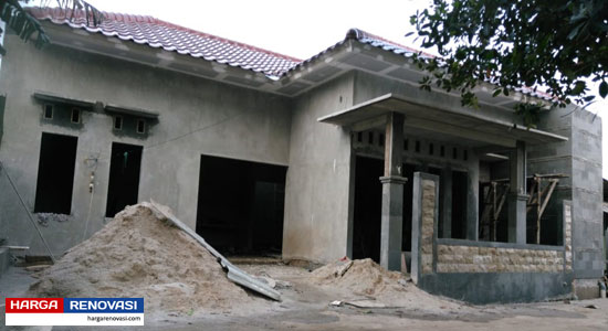 Renovasi Rumah Setelah Banjir