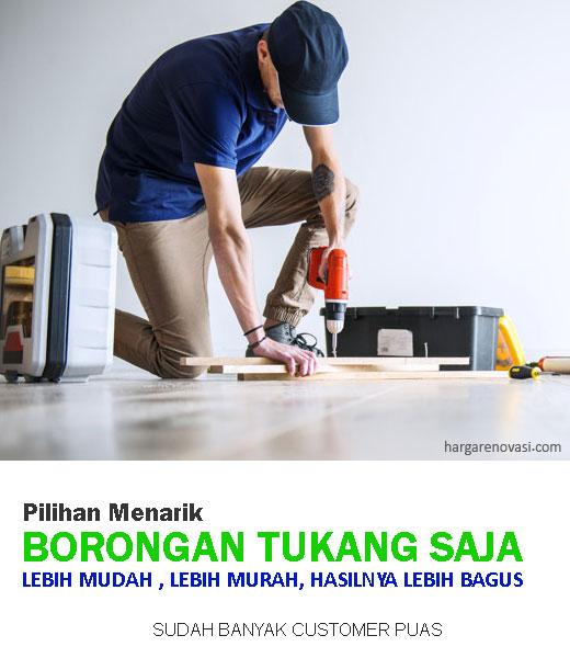 Borongan Tukang Jakarta